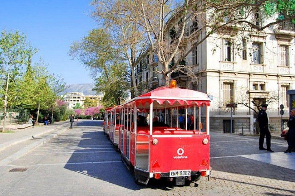 Афины Счастливый поезд Афинские музеи и достопримечательности Афинские музеи и достопримечательности p phoca thumb l p29 54 990x660