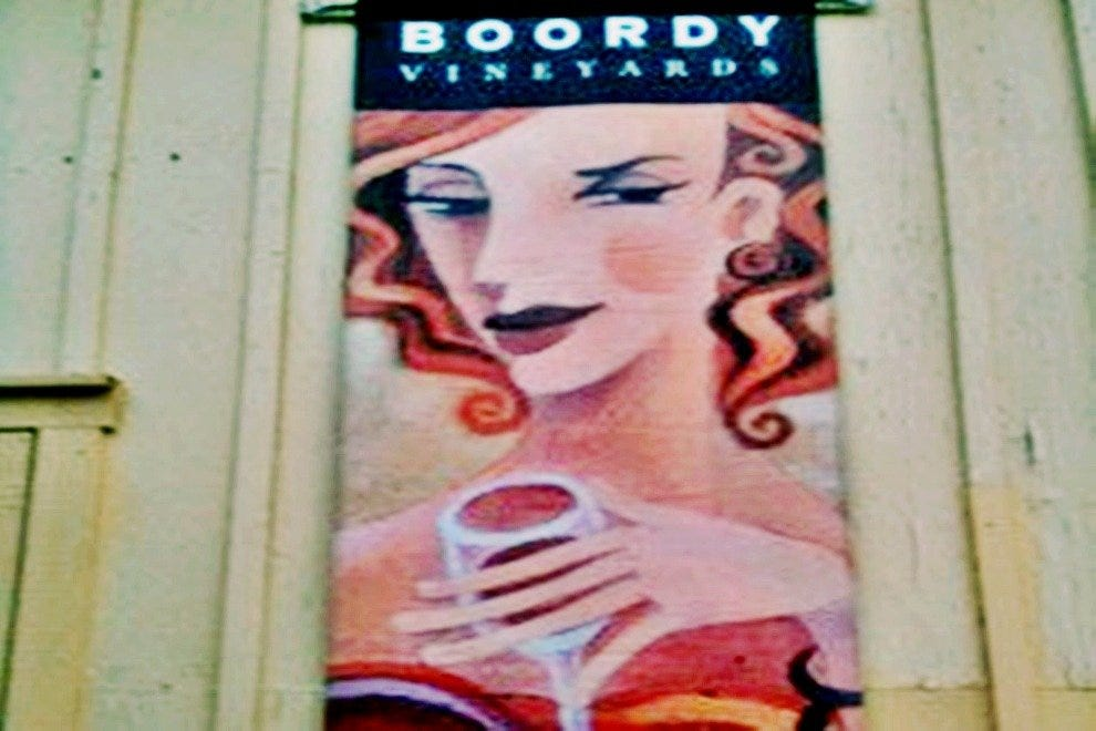 Boordy Vineyard