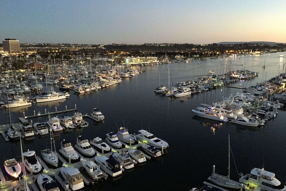 Stellar views from The Ritz-Carlton Marina del Rey