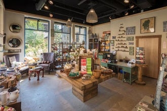 Spruced Gift & Home Sells Unique Tahoe Gifts in Squaw Valley