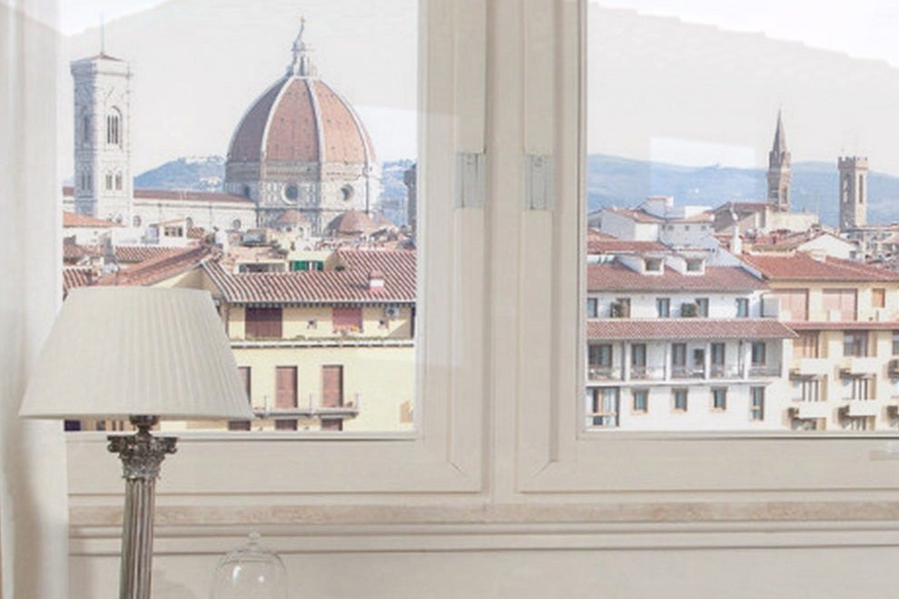 Florence boutique hotels in florence boutique hotel for Boutique hotels italy