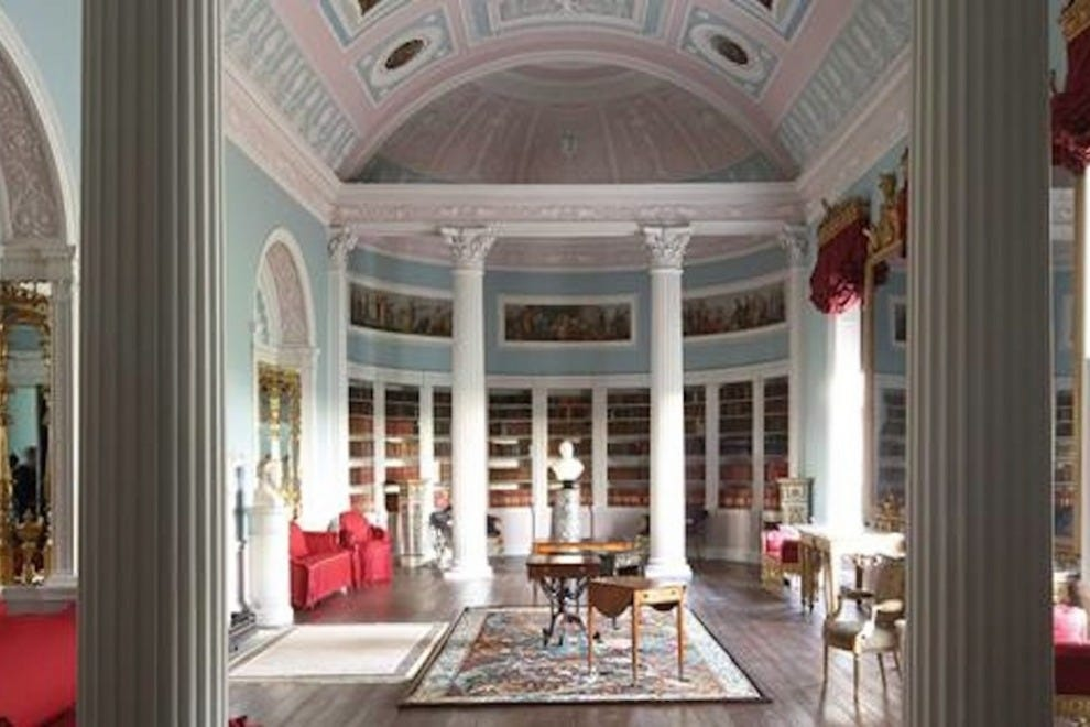 Give yourself plenty of time to take in Kenwood House's newly refurbished spaces