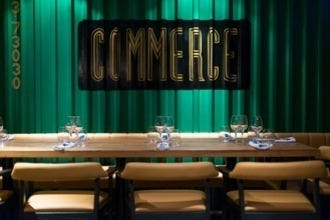 Commerce Gastrobar: A Neighborhood Hangout in Old Montreal's Financial District