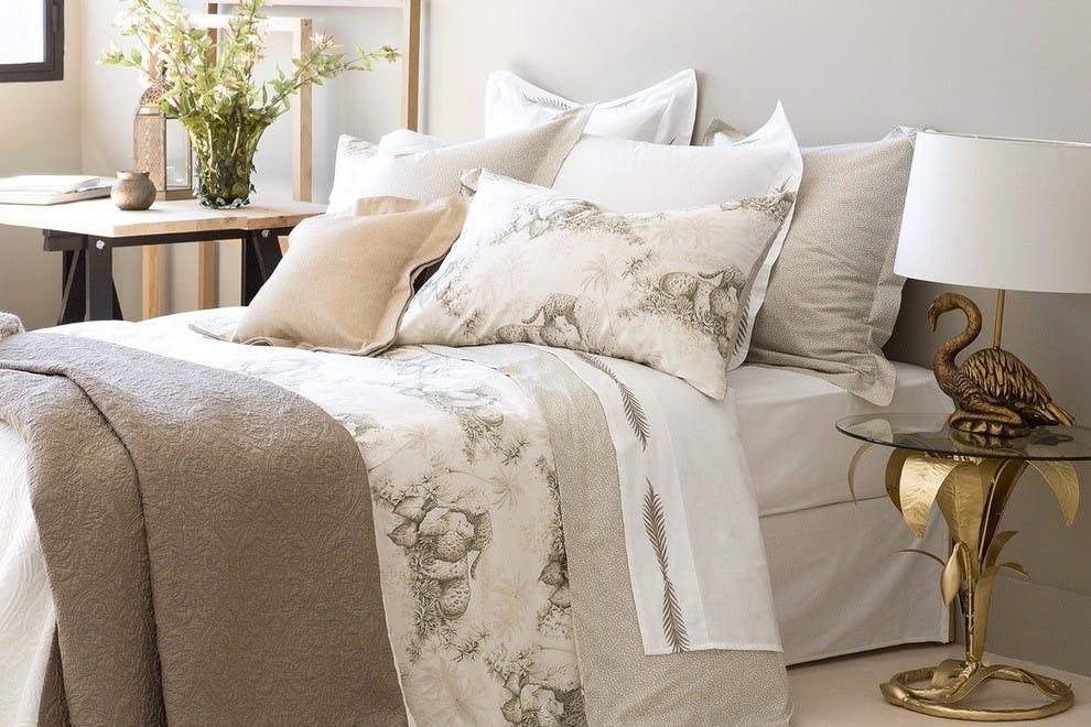 Zara Home Paris Shopping For Housewares And Linens