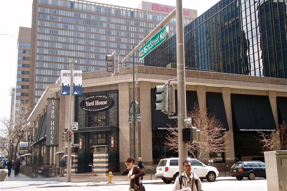 Yard House: Denver Nightlife Review - 10Best Experts and ...