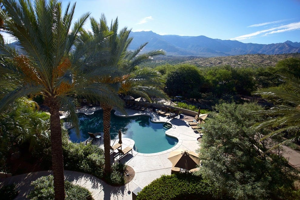 miraval resort and spa all inclusive - Resort Hotels In Tucson Az