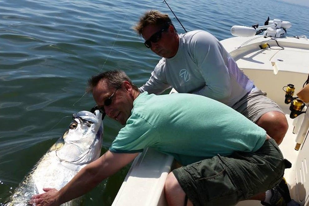 Fort myers fishing charters 10best attractions reviews for Nd fishing buddy