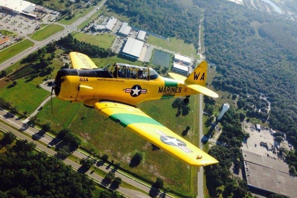 作战飞机的冒险