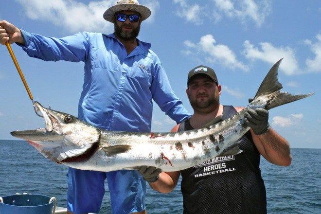 Fish Miss Hayden/Sanibel Offshore