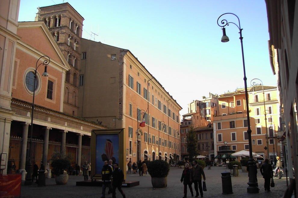 罗马雷莱斯圣洛伦佐梦幻酒店