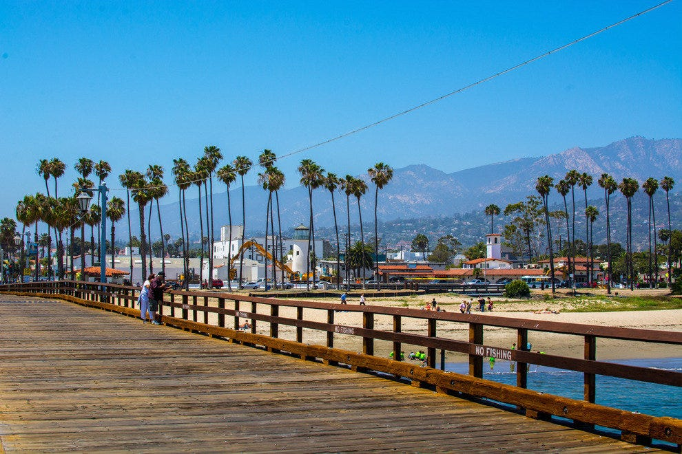 Outdoor Adventure Awaits in Santa Barbara