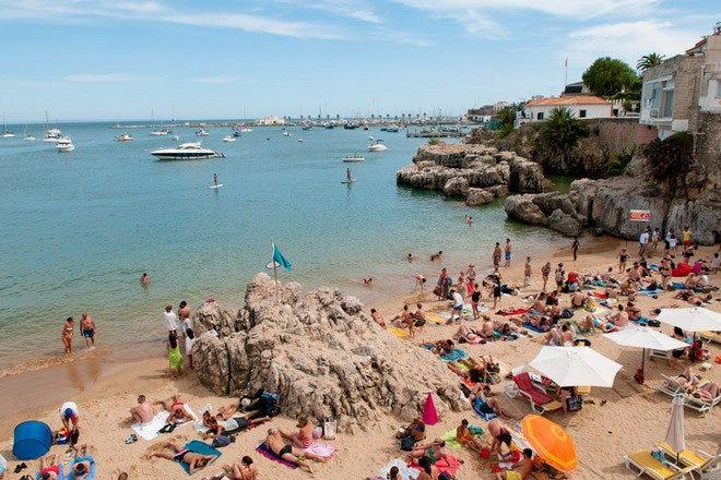 Attraction Slideshow Beaches In Lisbon