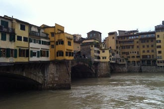 Take a Stroll Down the Famous Ponte Vecchio