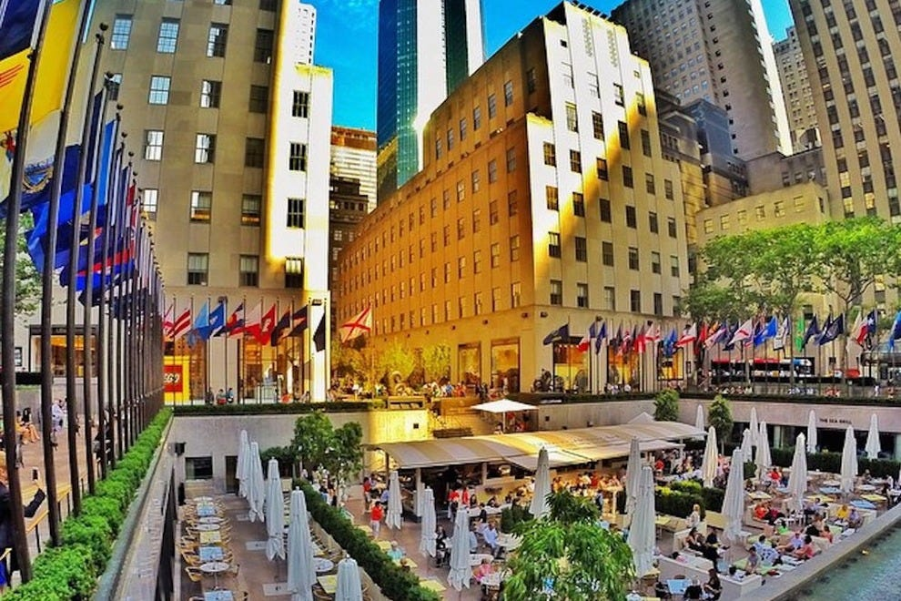 Rockefeller center new york attractions review 10best for Top 10 tourist attractions in nyc