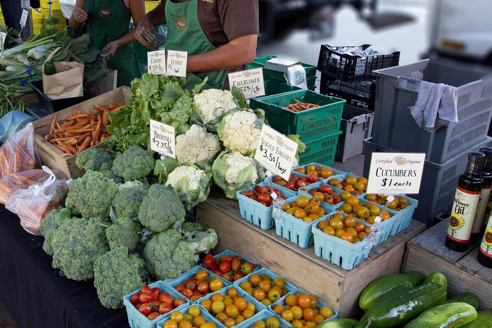 Voting For Dane County Farmers Market >> Best Farmers Market Winners 2015 10best Readers Choice Travel Awards