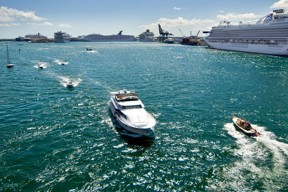 Fort Lauderdale Port >> Port Everglades Welcomes The World To Fort Lauderdale