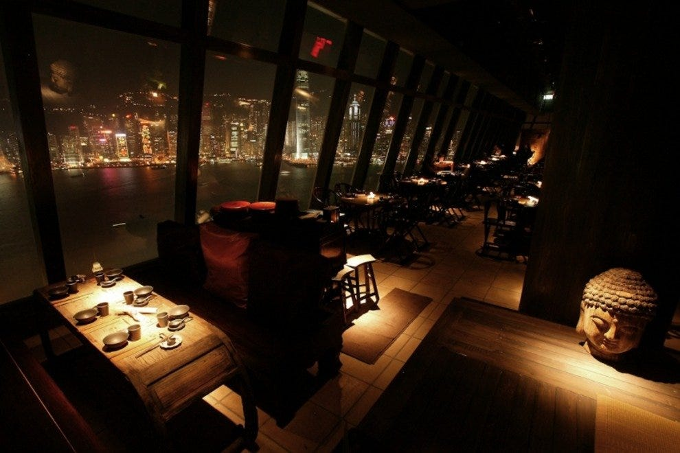 hutong hong kong restaurants review 10best experts and tourist reviews. Black Bedroom Furniture Sets. Home Design Ideas