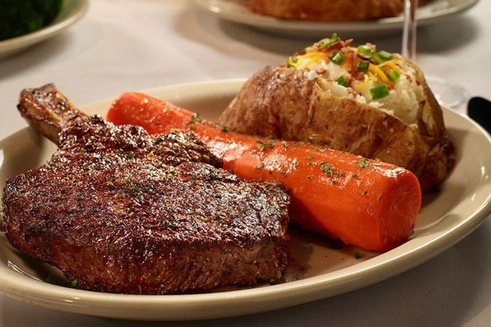 Bob's Steak and Chop House-Omni Tucson国家度假村