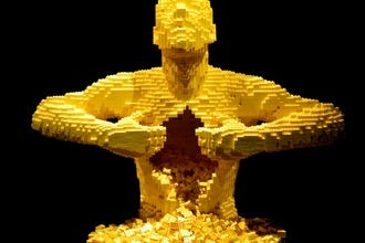 Franklin Institute's Special, Can't-Miss 'Art of the Brick' Exhibit