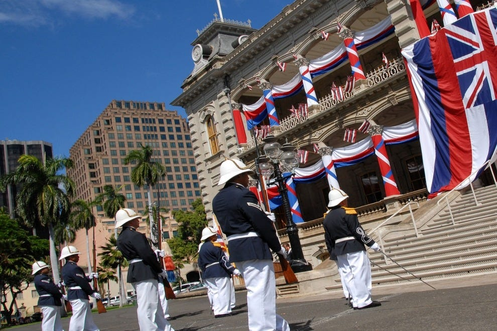 'Iolani Palace: Honolulu Attractions Review - 10Best ...  'Iolani Pal...