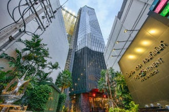 Travel the World at The Continent Hotel in Bangkok