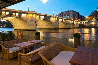 Watch The Boats Go By As You Sip Something Refreshing In Paris