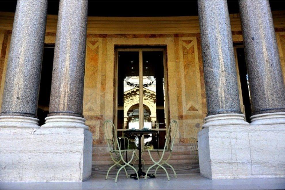 Café le Jardin du Petit Palais: Paris Restaurants Review - 10Best ...