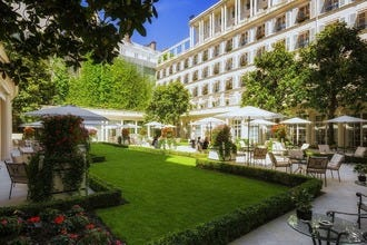 Le Bristol: Paris' Mythic Palace Hotel Celebrates 90 Years