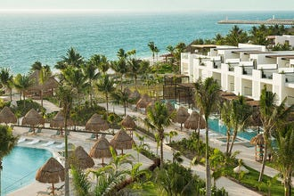 Finest Playa Mujeres Hotel: All-Inclusive Luxury for All Ages
