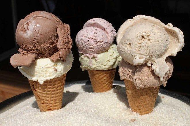 Ice Cream in New York