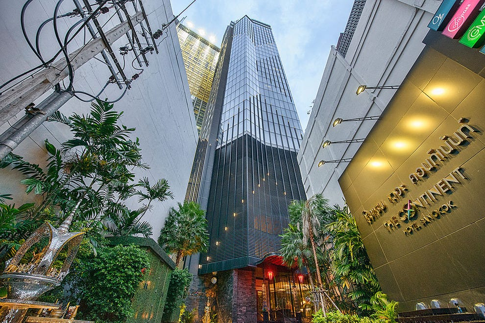The Continent Bangkok By Compass Hospitality Bangkok