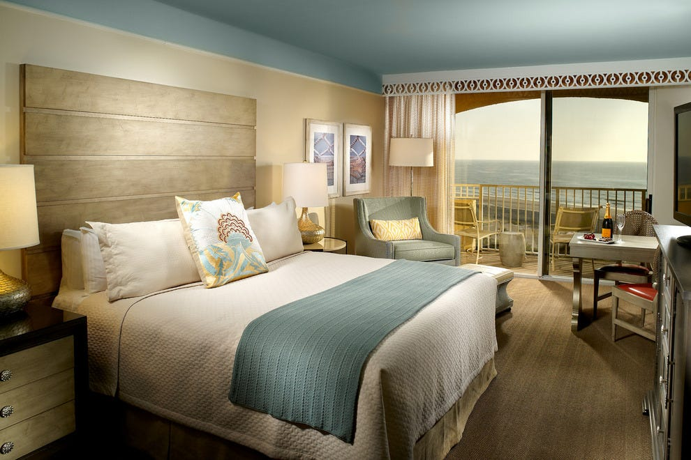 Omni Amelia Island Plantation Resort houses 404 newly redesigned oceanfront guest rooms
