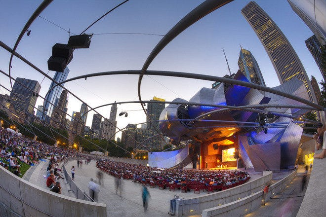 10 free things to do in Chicago year-round