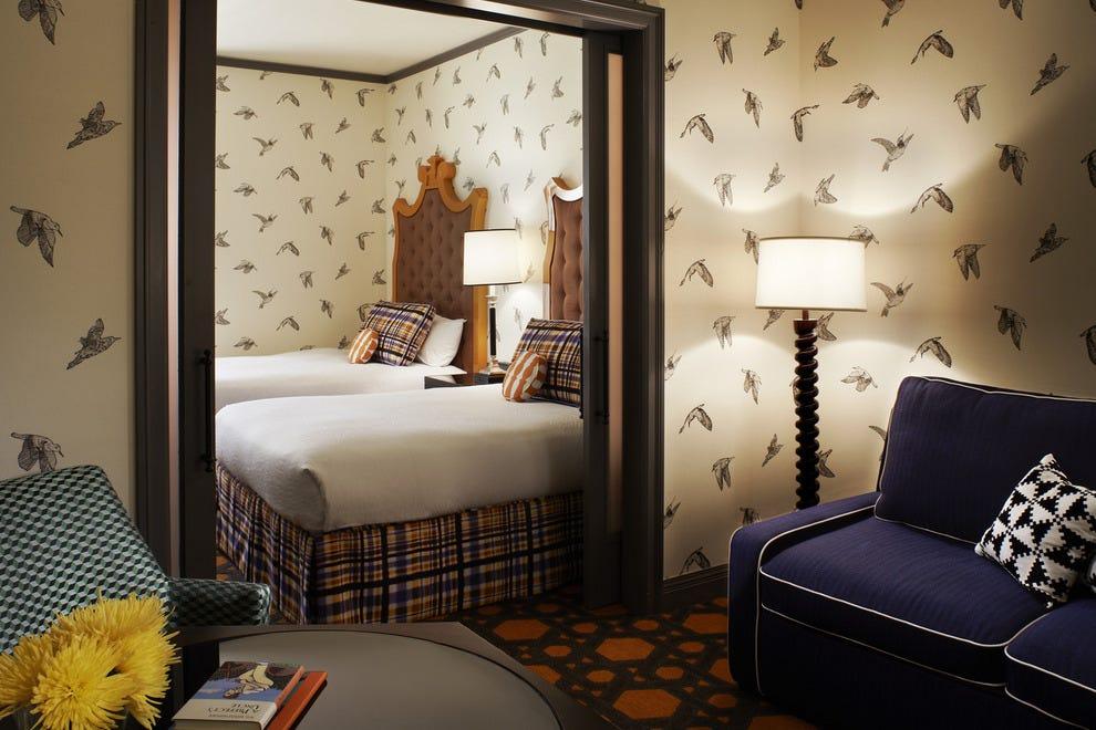 摩纳哥波特兰金普顿酒店