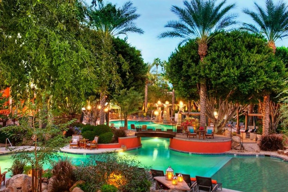 Scottsdale S Best Hotels And Lodging The Best Scottsdale