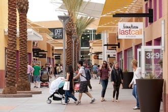 Las Vegas North Premium Outlets Adds New and Exclusive Shops