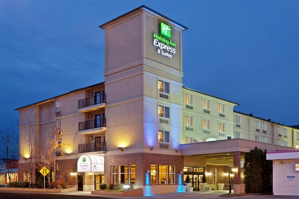 Holiday Inn Express Hotel Suites Portland Nw Downtown