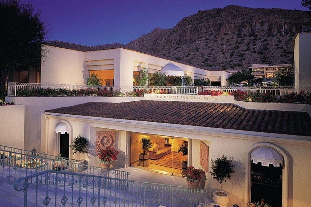 The Center for Well-Being at The Phoenician