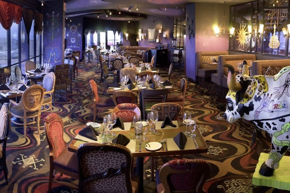 voodoo steakhouse las vegas restaurants review   10best