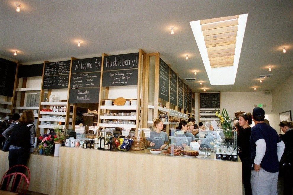 Huckleberry Bakery & Cafe