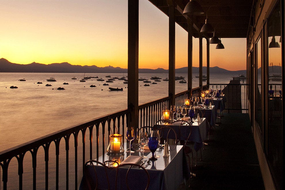 Tahoe Waterfront Restaurants 10best Watersiderestaurant