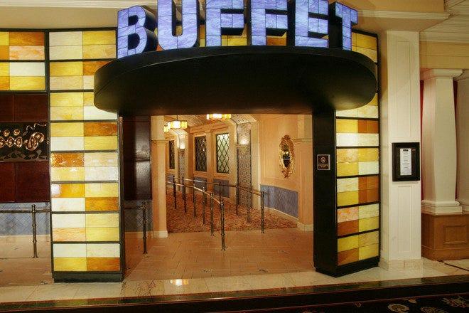 Restaurant Slideshow Buffet In Las Vegas