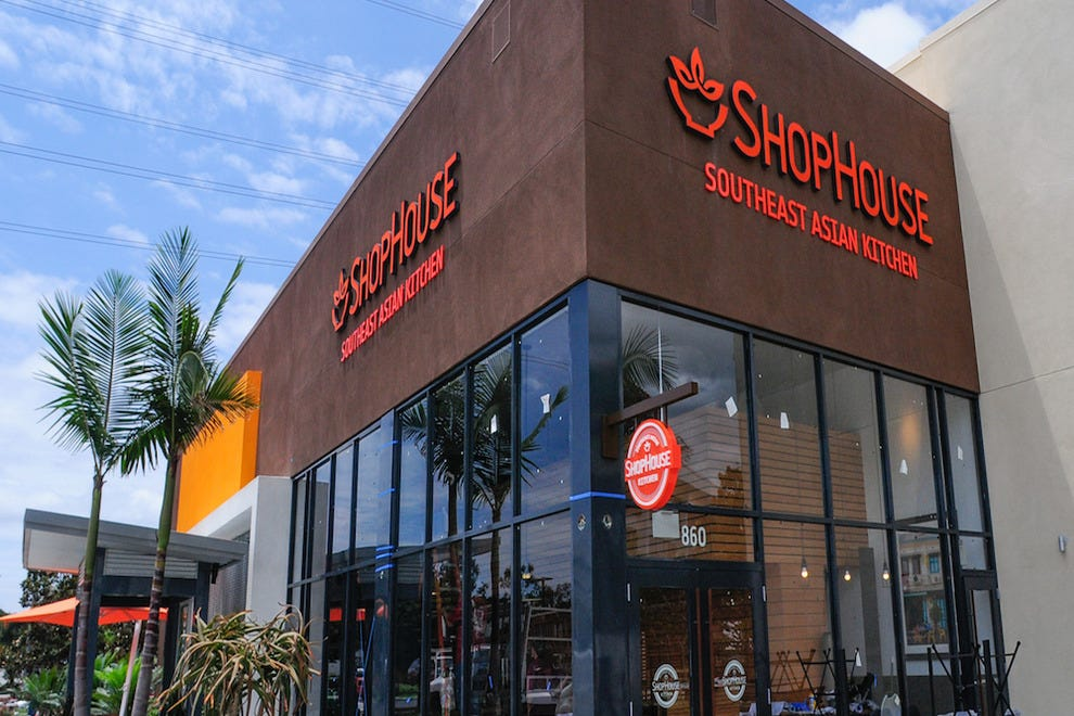 ShopHouse Southeast Asian Kitchen at The Point