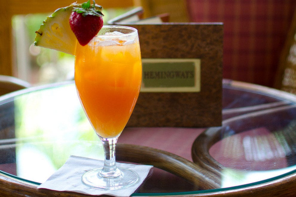 Hemingway's at the Hyatt Regency Grand Cypress