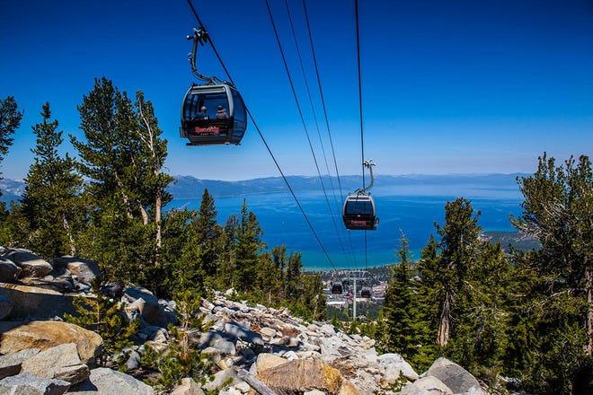 Sightseeing in Tahoe