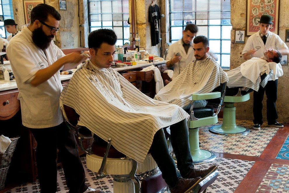 Figaro S Barbershop Lisbon Attractions Review 10best