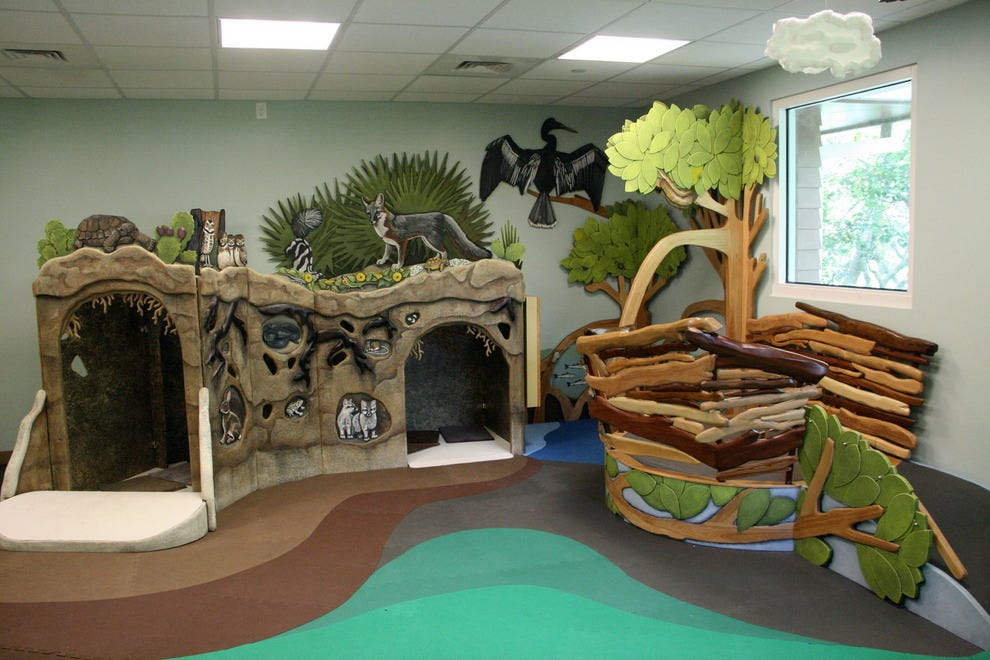 The new Little Explorer Play Zone