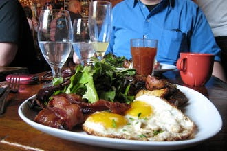 It's Brunch O'Clock Somewhere at These Top Toronto Restaurants