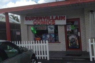 SuperVillian Comics