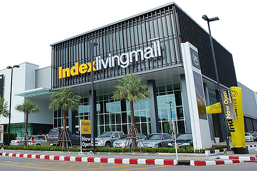 Index Living Mall Bangkok Shopping Review 10best